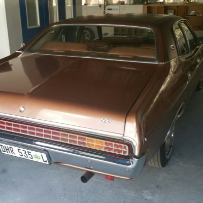 Colin Se Ford Fairlane 500 V8 351